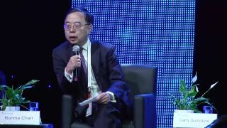 The Global Economy's Tomorrow - Mr. Ronnie Chan