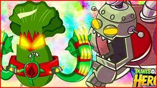 ЧЕЛЛЕНДЖИ в  Зомби против Растений Герои от Фаника Plants vs zombies Heroes 93