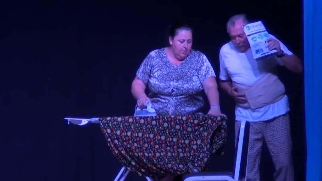 Teatro Si Quiero Falla El Palleter Fiestas Puerto 2014