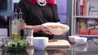 Okra Salad : Cooking With Okra