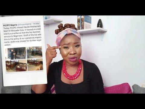 NIGERIA SHUTS DOWN CHINESE RESTAURANT IN LAGOS// WAKE UP AFRICA// LILY MUTAMZ