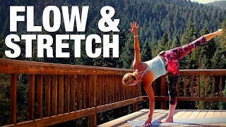 Flow & Stretch Yoga Class - Five Parks Yoga