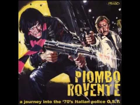 A Journey into the 70's Italian Police OST Piombo Rovente (FULL ALBUM)
