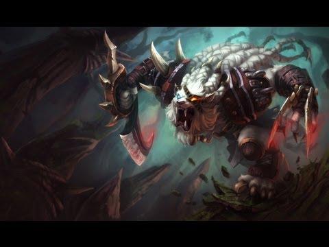 Rengar: Art Spotlight | League of Legends