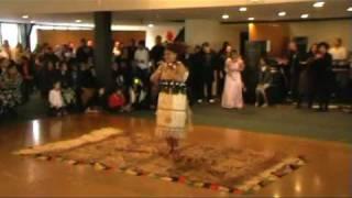 Amanda's Tongan Dance 20 06 2009