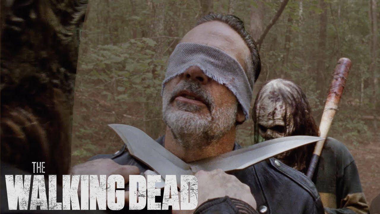 Download Negan Pisses Off The Whisperers   The Walking Dead Season 10 Ep. 6 Sneak Peek