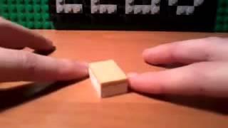 Как сделать мини лего головоломку V2