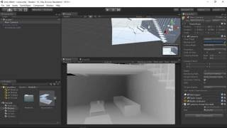 unity shader grayscale depending z buffer value