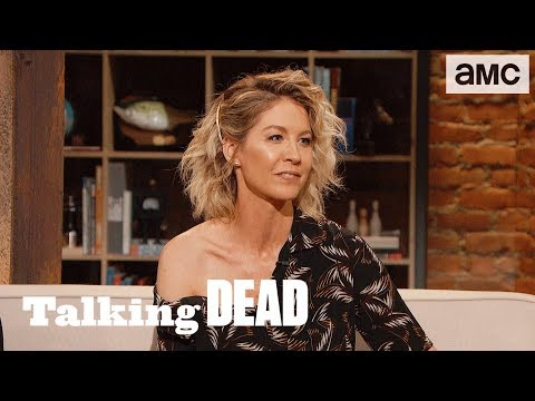 'Jenna Elfman On Naomi & Films to Watch During the Apocalypse' Highlights Ep. 820  Talking Dead