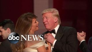 Trump Inaugural Balls: All the Highlights