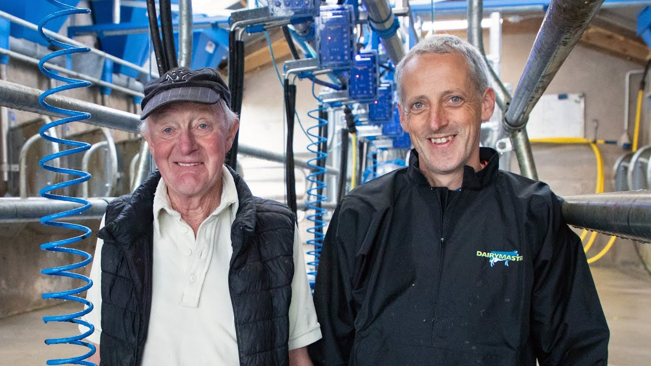Download Father and son install 12 unit Swiftflo Parlour