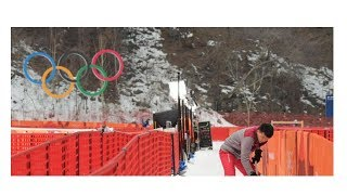 NASA IS MAKING AN OLYMPIC SPORT OUT OF STUDYING SNOW IN PYEONGCHANG