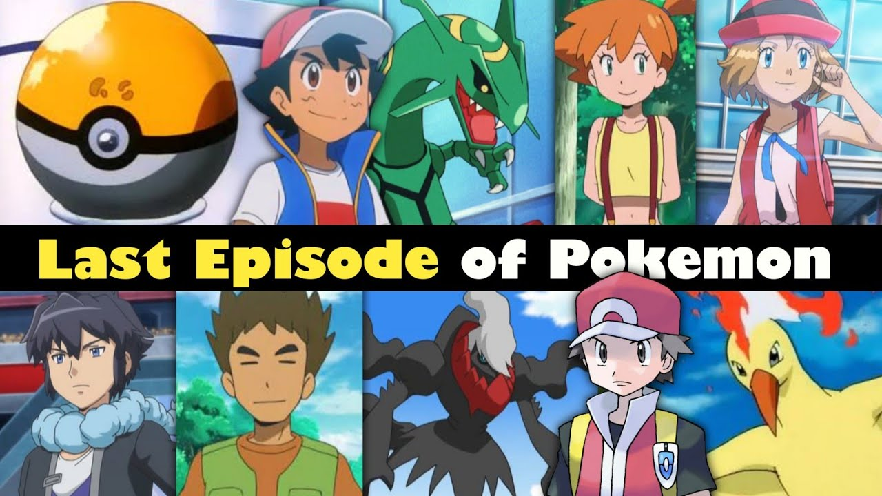 Last Episode of Pokemon || Ash and Red new mission | Who steal GS ball | Legendary | Fanmade story