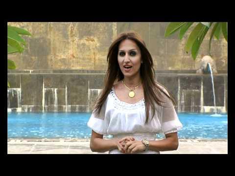 Advertising Miss arab world 2010