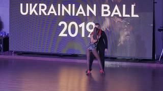 Ukrainian Ball 2019   Slavik Kryklyvyy & Karina Smirnoff. Cha-Cha-Cha. New Show