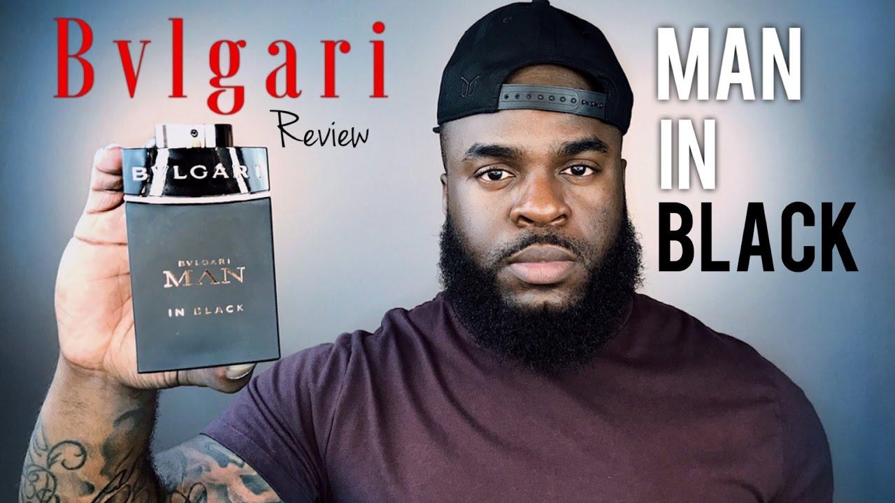 Bvlgari Man In Black Fragrance Review Mens Cologne Youtube Edp 100ml