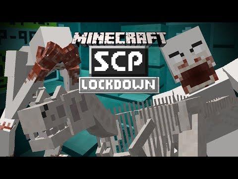 SCP: Lockdown (Minecraft Mod Showcase) 1 12 2 - Mandatory SCP Review