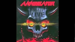Annihilator - Double Live Annihilation - 11 - Refresh the Demon [LIVE]