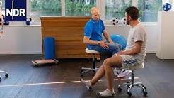 Knieverletzung: Wieder fit werden wie ein Sportprofi | Die Bewegungs-Docs | NDR
