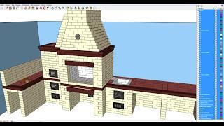 Порядовка печного комплекса.Как проектировать печные комплексы?