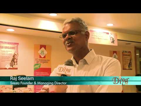 Indian organic food product line launches in the US