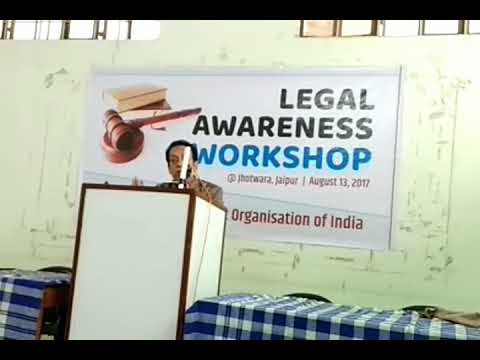 Police Rules against people describe by Advocate Mr. Pekar Farooq, state Convener of APCR