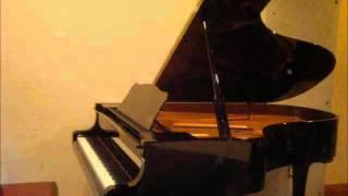 星野源さんのYELLOW DANCERをピアノで静かに弾いてみました。