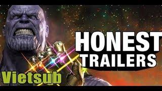 [Vietsub]Honest Trailers - Avengers: Infinity War