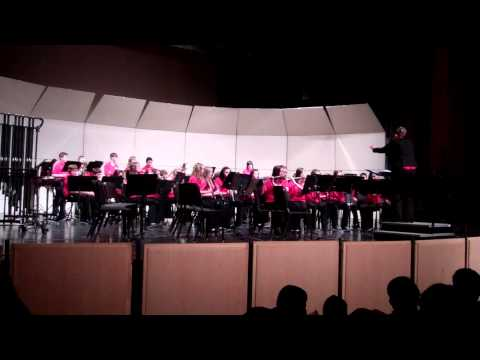 For Honor, For Country by Jeffrey Turner - South Park Middle School 8th Grade Band