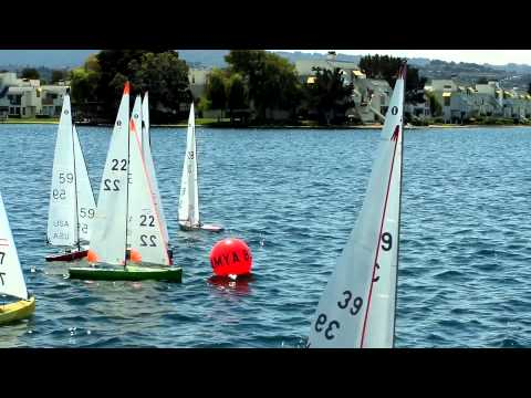 R602A Sailing R/C International One Metre
