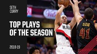 Seth Curry 2018-19 Season Highlights
