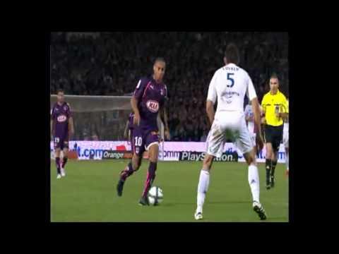 Bordeaux 2 - 0 Lyon    (19-09-2010)   Ligue 1