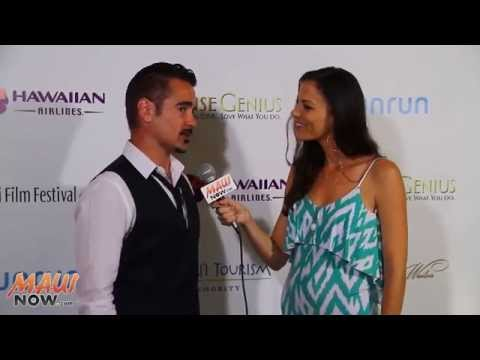 Colin Farrell Interview - June 5, 2015 - with Malika Dudley
