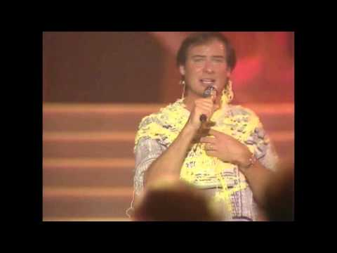 Wizex feat Lasse Holm - Canelloni, Macaroni (Live i Lördans, SVT 1987)