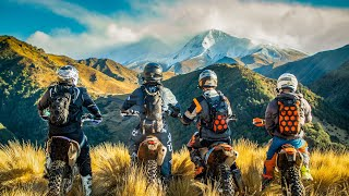 Chris Birch's High-Country Enduro New Zealand - SNOWDOWN STATION