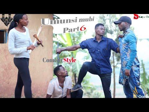 Download ComedyStyle: Umunsi mubi Part 6 (Gutorokesha impfungwa plan A and plan B)