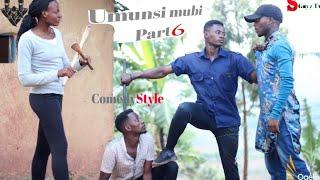 ComedyStyle: Umunsi Mubi Part 6 (Gutorokesha Impfungwa Plan A And Plan B)