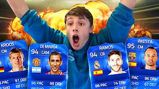 MOST EPIC TOTY WAGER EVER!! - FIFA 15 Thumbnail