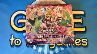 Legendary Duelists: Sisters of the Rose Opening/Unboxing Yugioh Karten