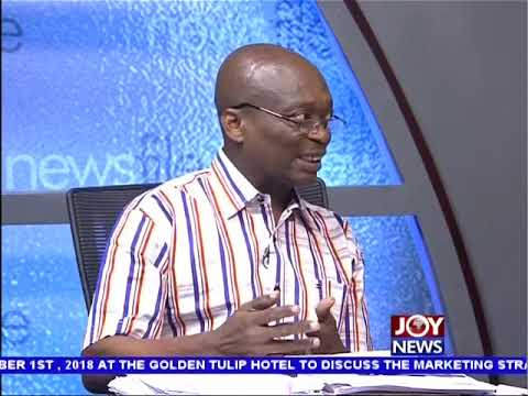 Ghana Maritime Saga - Newsfile on JoyNews (3-11-18)