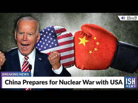 China Prepares for Nuclear War with USA
