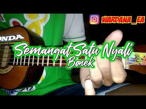 Semangat Satu Nyali BONEK - Cover By Elvan Alwi