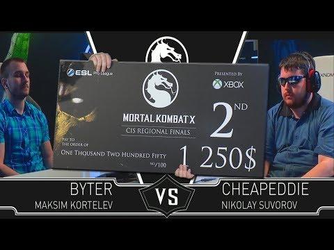 MKX: бой за