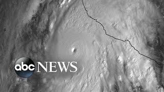 Monster Hurricane Patricia Nears Mexico