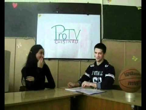 12 'A' video TVC liceul M.Eminescu (stirile PROTV)