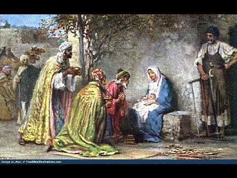 BIRTH OF CHRIST IN THE BIBLE - King James Version