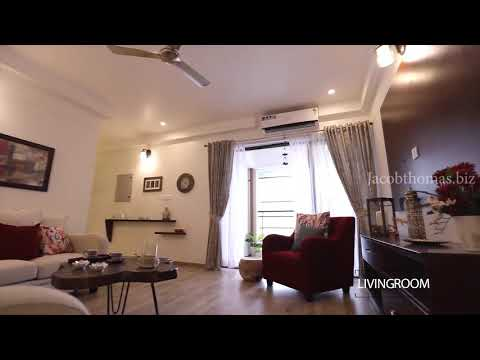 Ready To Live In | 3BHK Luxury Apartments In Kadavanthra  For Sale | Flats In Kochi ,Kerala |