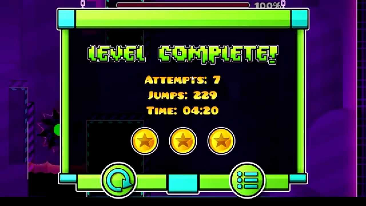 sorteo y gd ll geometry dash 2 0 ll geometrical dominator ll sorteo y gd ll geometry dash 2 0 ll geometrical dominator ll level 19 ll by robtop
