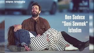 Türkçe Rap | Ben Sadece Seni Sevmek İstedim   Yak Yak