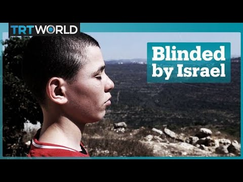 How A Palestinian Boy Was Blinded In Israeli Prison